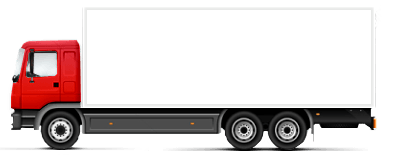 Грузовик — 6 x 2.3 x 2.45 — до 7 тонн