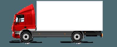 Грузовик — 6 x 2.1 x 2.2 — до 5 тонн