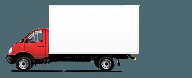 Газель — 4 x 1.8 x 1.9 — до 2 тонн