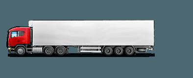 Грузовик — 7.3 x 2.5 x 2.45 — до 12 тонн